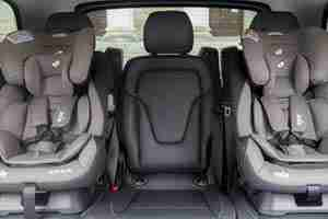 Chauffeur transfers with Baby Seats